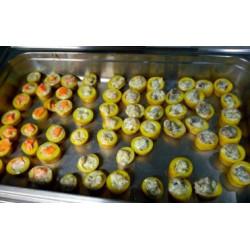 œuf coque et sont pot de caviar aquitaine fr (10g):