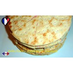 Pain surprise: foie gras...